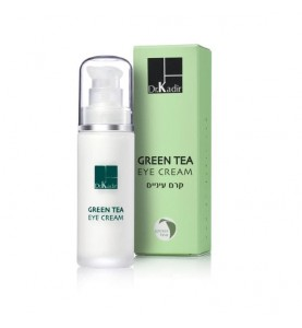 Dr. Kadir Green Tea Eye Cream / Крем под глаза Зеленый чай, 30 мл