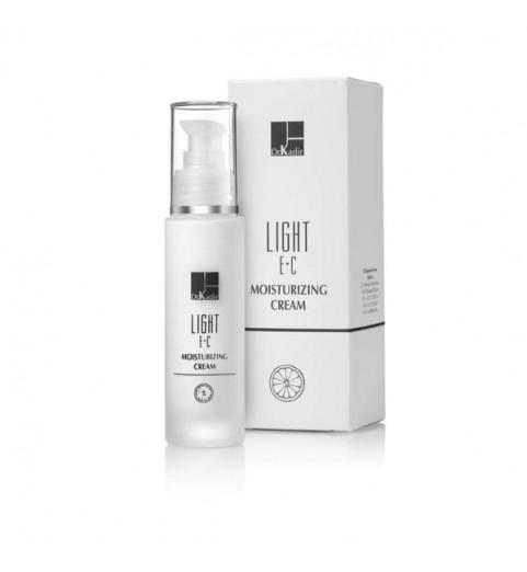 Dr. Kadir Light E+C Moisturizer Cream / Увлажняющий крем c витаминами Е+С, 50 мл