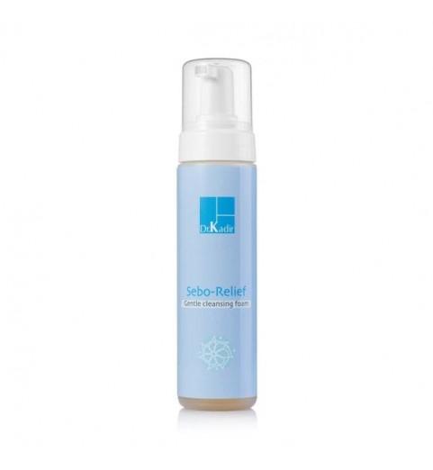Dr. Kadir Sebo-relief gentle cleansing foam / Себорельеф очищающая пенка, 200 мл
