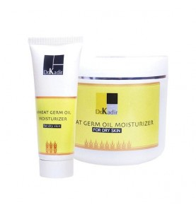 Dr. Kadir Wheat Germ Oil Moisturizer For Dry Skin / Увлажняющий крем Зародыши пшеницы для сухой кожи, 250 мл