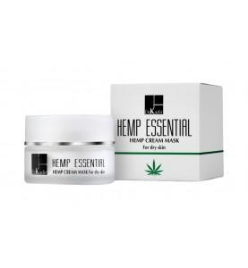 Dr. Kadir Hemp Essential Oil-Serum for dry skin / Масло-сыворотка для сухой кожи, 2*10 мл