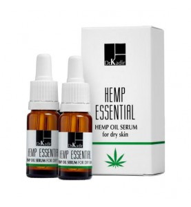 Dr. Kadir Hemp Essential cream-mask for dry skin / Конопляная крем-маска для сухой кожи, 50 мл