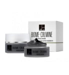 Dr. Kadir Biome-Calmine Black Mask / Черная маска с пробиотиками, 50 мл