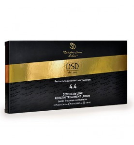 DSD de Luxe Keratin Treatment Lotion / Диксидокс Де Люкс Восстанавливающий лосьон с кератином, 10 амп по 10 мл