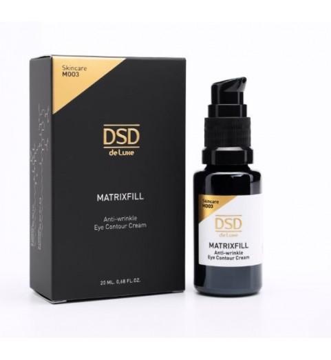 DSD Matrixfill Anti-wrinkle Eye Contour Cream / Матриксфил-крем против морщин для зоны вокруг глаз, 20 мл