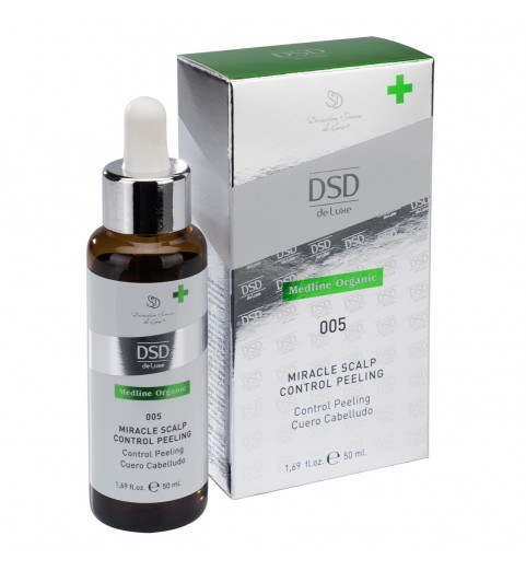 DSD de Luxe Miracle Scalp Control Peeling / Пилинг-контроль для кожи головы Миракл, 50 мл