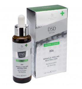 DSD de Luxe Miracle Peeling Neutralizer / Пилинг-Нейтрализатор для кожи головы Миракл, 50 мл