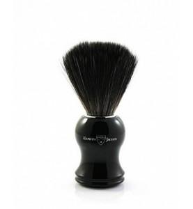 Помазок Edwin Jagger 21P36, черная смола, искусственный ворс