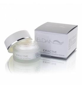 Eldan Idractive Moisture Daily Protection Cream / Увлажняющий крем с рисовыми протеинами, 50 мл