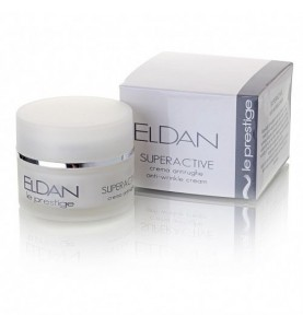 Eldan Superactive Antiwrinkle Cream / Суперактивный крем против морщин, 50 мл