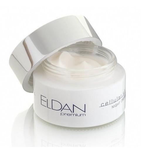 """Eldan Premium Cellular Shock Night Cream / Ночной крем """"Premium Cellular Shock"""", 50 мл"""