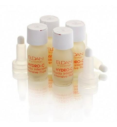 """Eldan Hydro C Intensive Fluid / Интенсивная жидкость """"Гидро С"""", 4х7 мл"""