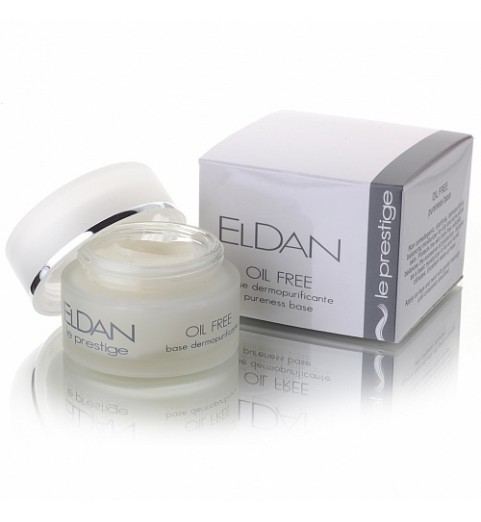 Eldan Оil Free Pureness Base / Увлажняющий крем-гель для жирной кожи, 50 мл