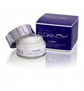 Eldan Premium Ialuron Treatment Laluron Cream / Крем 24 часа с гиалуроновой кислотой, 50 мл