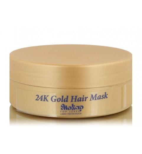 Eliokap Top Level 24K Gold Hair Mask / Маска 24K Gold , 125 мл
