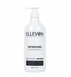 Ellevon (Эллевон) Pefreshing Cleansing Milk / Освежающее очищающее молочко, 1000 мл