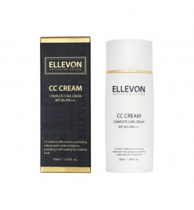 Ellevon (Эллевон) CC Cream / CC крем SPF50+/PA+++, 50 мл