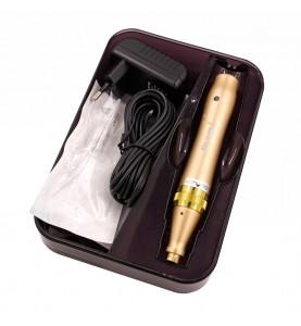 Dr.Pen Ultima M5-C / Портативный автоматический аппарат для фракционной мезотерапии с регулировкой длины микроигл (от 0,25 до 2,00 мм)
