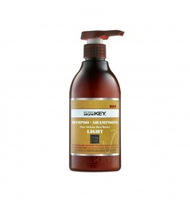 Saryna Key (Сарина Кей) Damage Repair Light Pure African Shea Butter Shampoo / Восстанавливающий шампунь с Африканским маслом Ши для тонких и повреждённых волос, 1000 мл