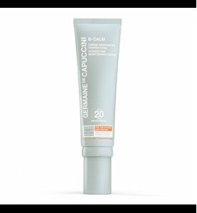 Germaine de Capuccini B-CALM Correcting Moisterising Cream / Корректирующий увлажняющий крем-камуфляж SPF 20, 50 мл
