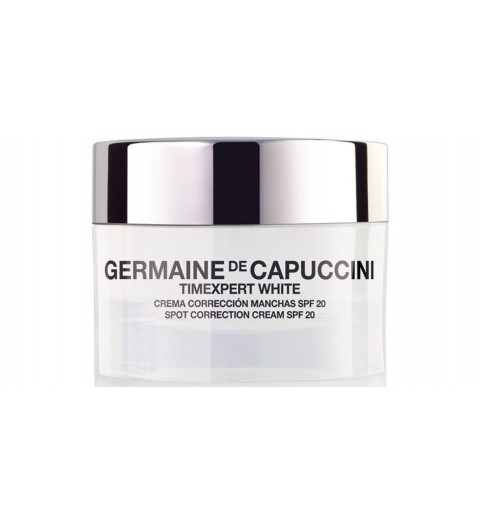 Germaine de Capuccini Timexpert White Spot Correction Cream SPF-20 / Крем для коррекции пигментных пятен, 50 мл