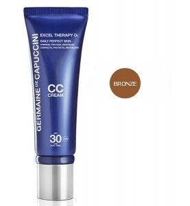 Germaine de Capuccini Excel Therapy O2 Daily Perfeсt Skin Cc Cream / CC Крем для ежедневного ухода бронзовый SPF30, 50 мл