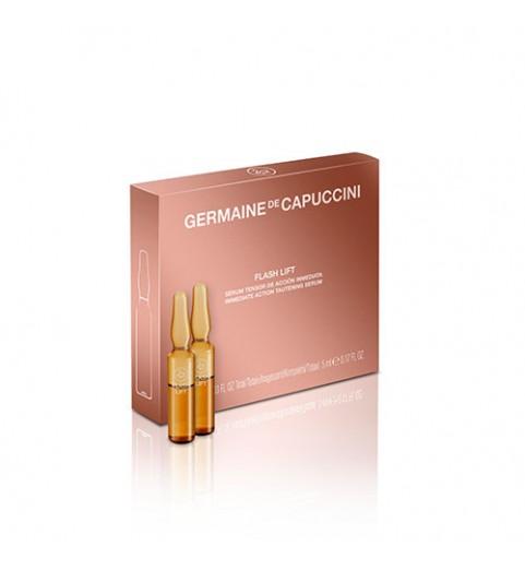 Germaine de Capuccini Options Flash Lift / Концентрат с эффектом подтяжки , 5*1 мл