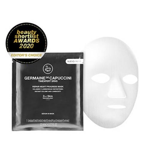 Germaine de Capuccini TimExpert SRNS Repair Night Progress Mask / Маска восстанавливающая для лица , 2 шт