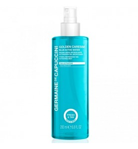 Germaine de Capuccini Golden Caresse Blue Active Water Hydra-Refreshing Tan Activating Mist / Увлажняющая дымка, 200 мл