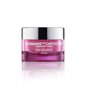 Germaine de Capuccini Timexpert Rides Global Cream Wrinkles Supreme / Крем для коррекции морщин для очень сухой кожи, 50 мл