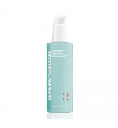 Germaine de Capuccini Purexpert Refiner Essence Oily Skin Exfoliating Fluid / Флюид-эксфолиатор для жирной кожи, 200 мл