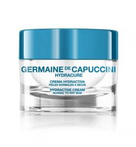 Germaine de Capuccini Hydracure Hydractive Cream Normal To Dry Skin / Крем для нормальной и сухой кожи, 50 мл