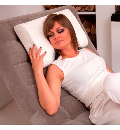 Ортопедическая подушка Ortosleep PRO с выемкой под плечо