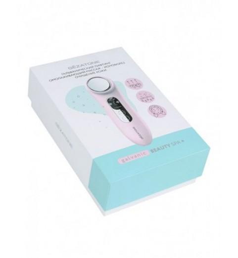 Аппарат для омоложения лица с функцией ионофореза 4 в 1 Bio Sonic m776, Gezatone
