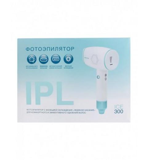 Фотоэпилятор с функцией охлаждения IPL ICE 300, Gezatone
