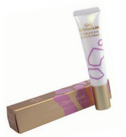 GHC Placental Cosmetic Ultimate AA Timeless Eye Concentrate Eye Cream / Крем концентрированный для контура глаз, 12 г