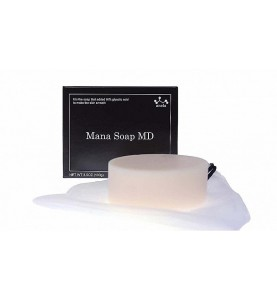 GHC Placental Cosmetic Anela Mana Soap MD (10% glycolic acid) / Мыло с гликолевой кислотой 10%, 100 г