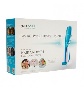Lexington HairMax LaserComb ULTIMA 9 / Лазерная расческа ULTIMA 9