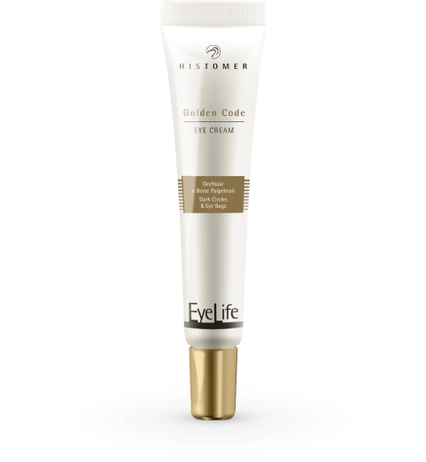 Histomer (Хистомер) Golden Code Eye Cream / Лифтинг-крем от морщин, 15 мл