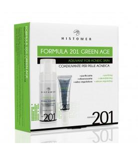 Histomer (Хистомер) Formula 201 Green Age Complete Treatment / Комплексный уход Грин Эйдж, 150+30 мл