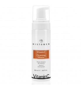 Histomer (Хистомер) Vitamin C Cleansing Mousse / Очищающий мусс с витамином C, 150 мл