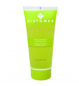 Histomer (Хистомер) Rinse-Off Cleansing Gel / Очищающий гель для жирной и комбинированной кожи, 200 мл