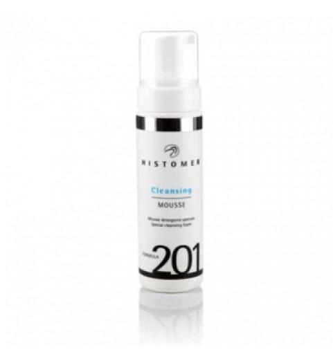 Histomer (Хистомер) FORMULA201 Cleansing Mousse / Очищающий мусс, 150 мл