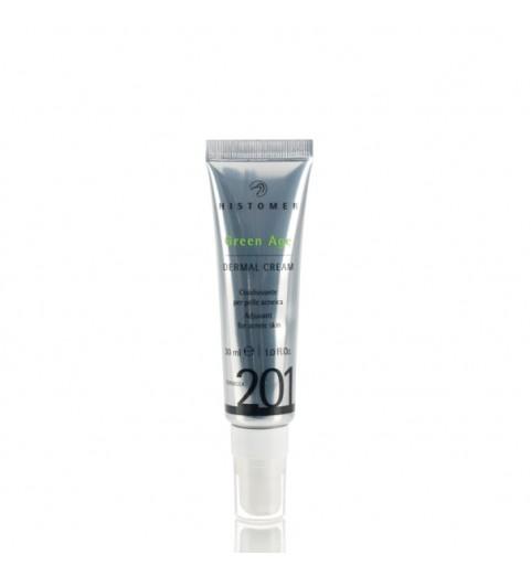Histomer (Хистомер) FORMULA 201 Green Age Dermal Cream / Восстанавливающий крем для проблемной кожи Грин-Эйдж, 30 мл