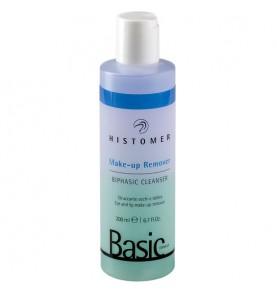 Histomer (Хистомер) Basic Formula Eye Make-up Remover / Двухфазный лосьон для демакияжа глаз, 200 мл