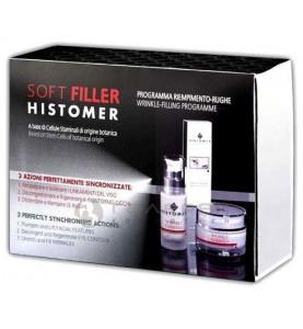 "Histomer (Хистомер) Soft Filler Box / Histomer Набор ""Мягкий Филлер"" - комплекс ухода против морщин в домашних условиях"