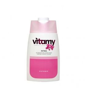 Histomer (Хистомер) Vitamy Intima / Гель для интимной гигиены, 200 мл