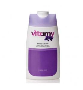 Histomer (Хистомер) Vitamy Body Cream / Увлажняющий крем для тела, 250 мл