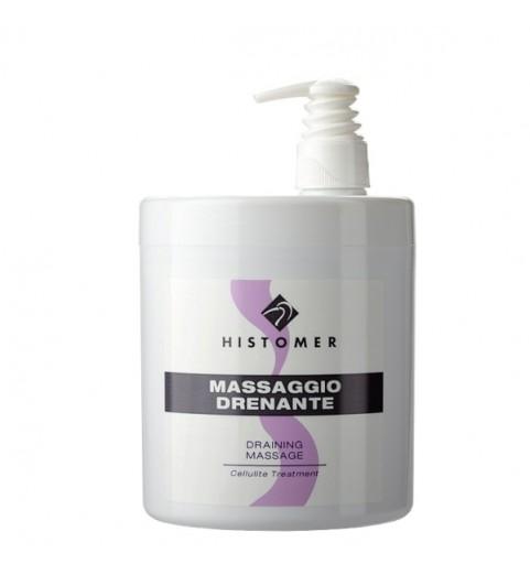 Histomer (Хистомер) Massaggio Drenante / Дренажный массажный крем, 1000 мл