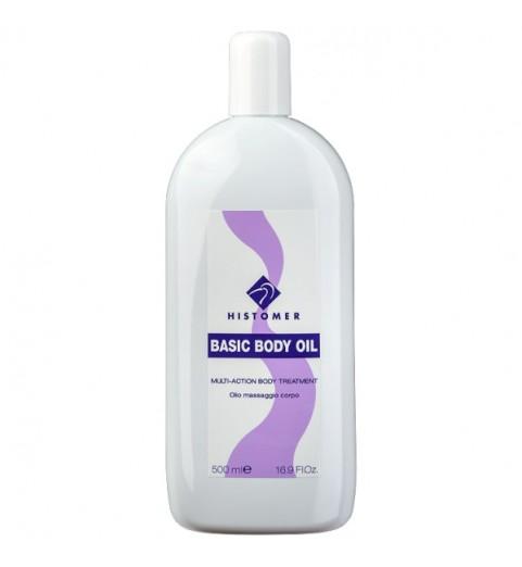Histomer (Хистомер) Basic Body Oil / Массажное масло 500 мл,